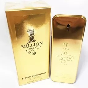 Perfume 1 One Million 100ml Paco Rabanne