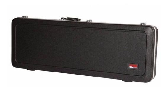 Hard Case Em Abs Para Baixo Gator Gc Bass 4pk - Loja Física