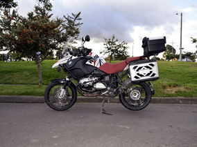 Bmw R1200gs Adventure 2007 38500km Originales