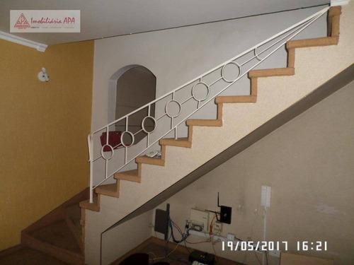 Casa Com 3 Dormitórios À Venda, 120 M² Por R$ 800.000,00 - Perdizes - São Paulo/sp - Ca0022
