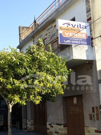 Venta De Casa C/ Departamento Y Local, En Aldo Bonzi