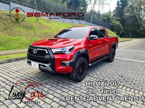 Toyota Hilux 2.8 At Td 4x4