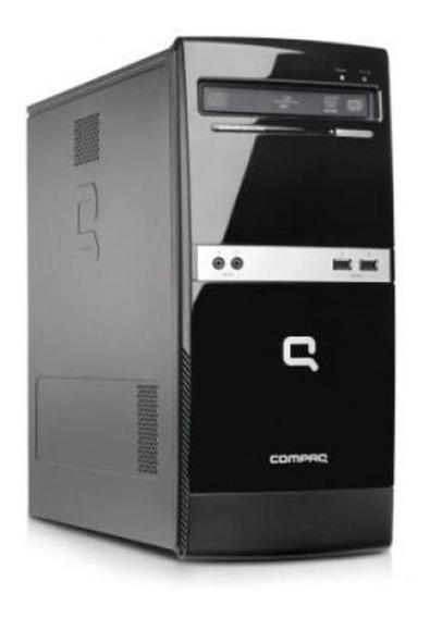 Cpu Compaq 300b Mt Core2duo E7500 Hd 80gb 4gb Ram Pcie 16x