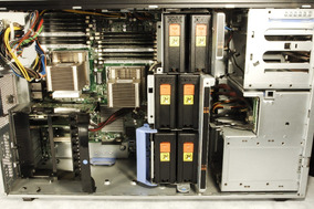 Servidor Ibm X3500 M2 7839ac1 Xls19br Com 2 Xeon E5504