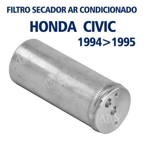 Filtro Secador Do Ar Condicionado Honda Civic 1994 À 1995