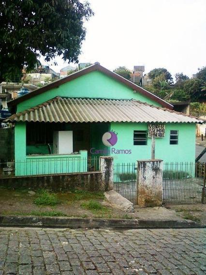 Casa Residencial À Venda, Água Vermelha, Poá. - Ca0020