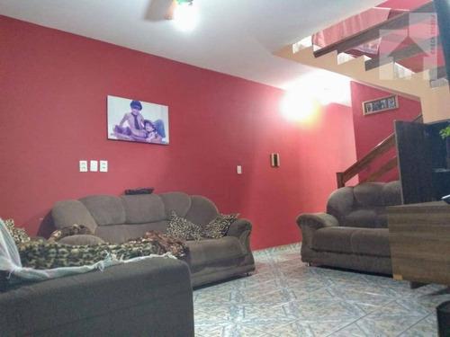 Imagem 1 de 30 de Casa Com 2 Dormitórios À Venda, 180 M² - Jardim Das Tulipas - Jundiaí/sp - Ca0155