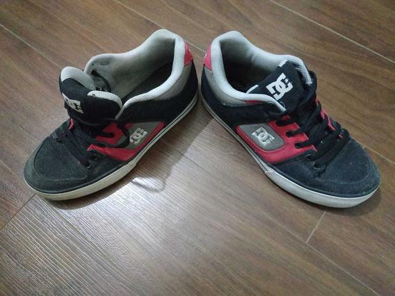 Vendo Zapatillas Dc Pure Hombre Originales Dc Skate
