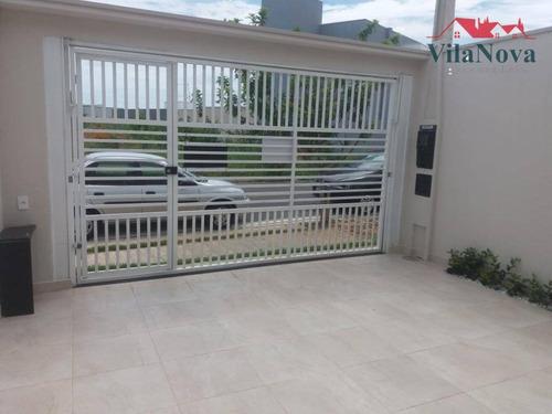 Casa Com 2 Dormitórios À Venda, 47 M² Por R$ 300.000,00 - Jardim Residencial Veneza - Indaiatuba/sp - Ca1741