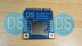 Adaptador Micro Sd Psvsd Oficial Play Station Vita 3g