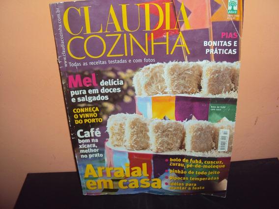 Claudia Cozinha Arraial Em Casa