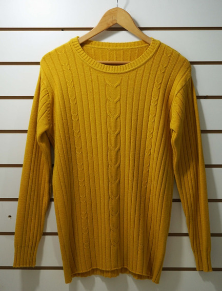 Sweaters Bremer Trenzas Talle Xl