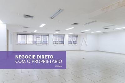 Andar Comercial, 311m2, Para Alugar No Centro - Rj - Sa0115