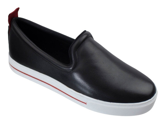 Tênis Slip On Feminino Capodarte Weekend 4013772
