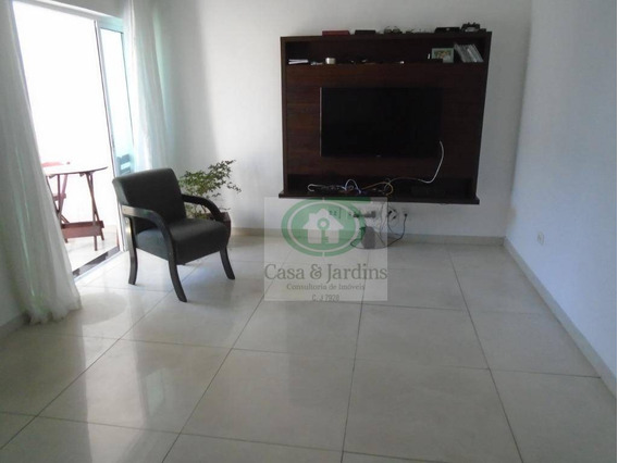 Casa Com 2 Dormitorios No Bairro Do Campo Grande - Ca0733