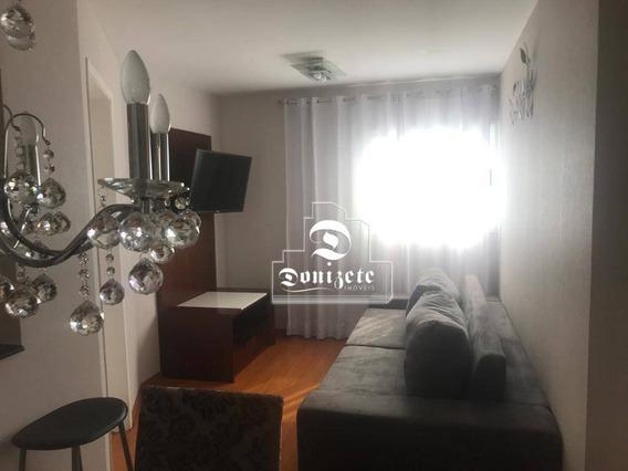 Apartamento À Venda, 50 M² Por R$ 269.000,00 - Casa Branca - Santo André/sp - Ap13849