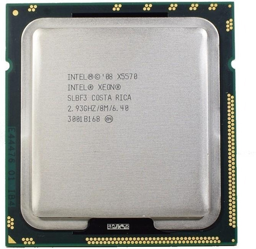 Processador Intel Xeon X5570 4c 8t 8m 2.93ghz