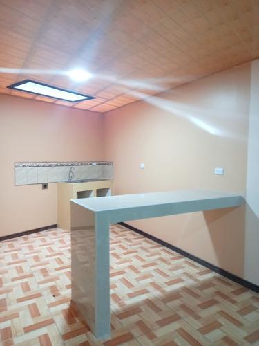 Apartamento + Servicios Incluidos.
