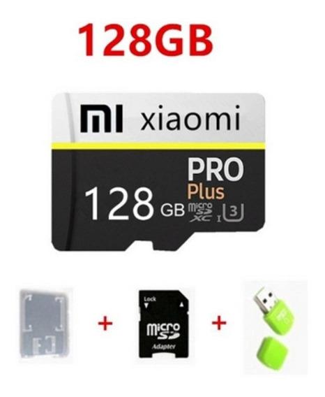 Cartão De Memória Micro Sd Xiaomi Pro Plus 128 Gb Original