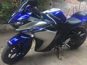 Yamaha R3 2016 8500 Kms