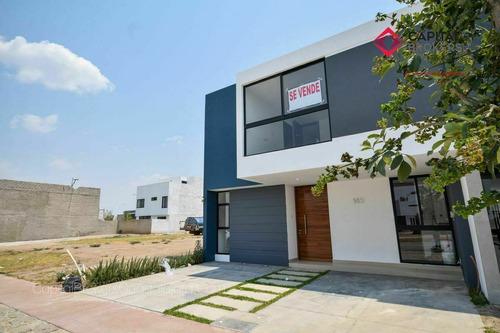 Casa En Venta, Nueva En Solares Con Roofgarden