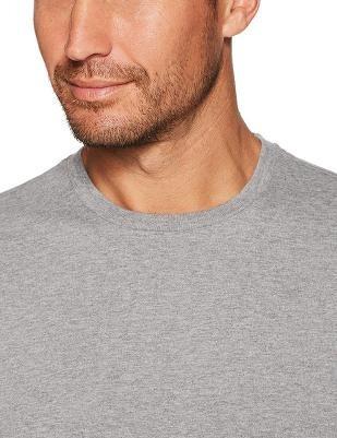 Camiseta Lisa Varios Colores 100% Algodón Marca Puentes Denv