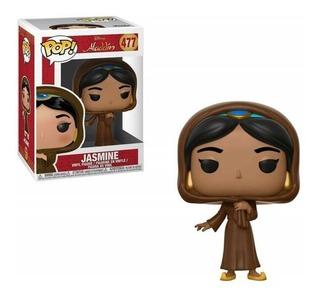 Funko Pop Jazmin 477 Aladin Disney Baloo Toys