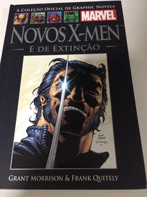 Salvat - Novos X-men E De Extinção.