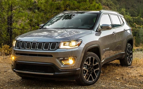 Jeep Compass 2021 2.0 Td At9 4x4 Limited Plus