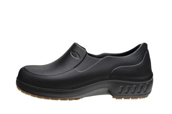 Sapato Segurança Preto Borracha Unissex 101fclean Pr