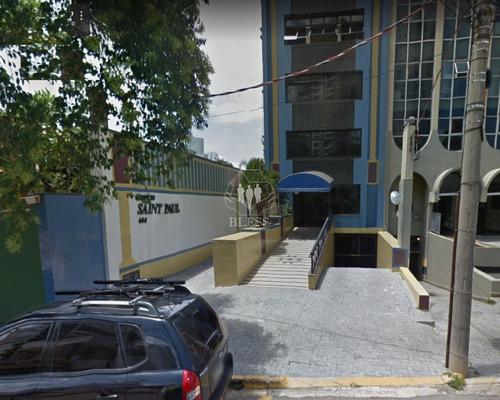 Sala Comercial À Venda No Edifício Comercial Saint Paul, Vila Das Hortências, Jundiaí, Sp. - Sa00268 - 33957035