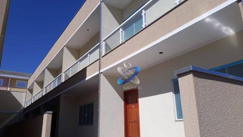Imagem 1 de 18 de Sobrado Com 2 Dormitórios À Venda, 68 M² Por R$ 185.000,00 - Residencial Esperança - Caçapava/sp - So0604