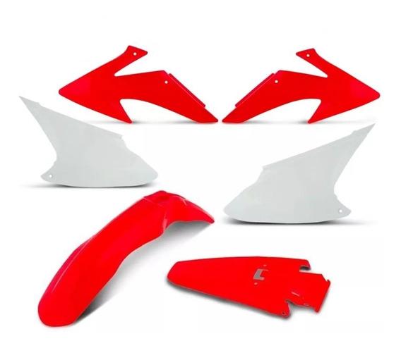 Kit Plástico Crf 230 2008 A 2014