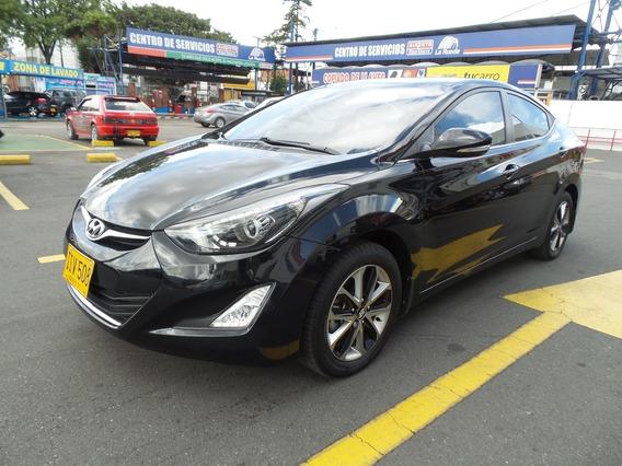 Hyundai Elantra Gls At 1800cc Aa