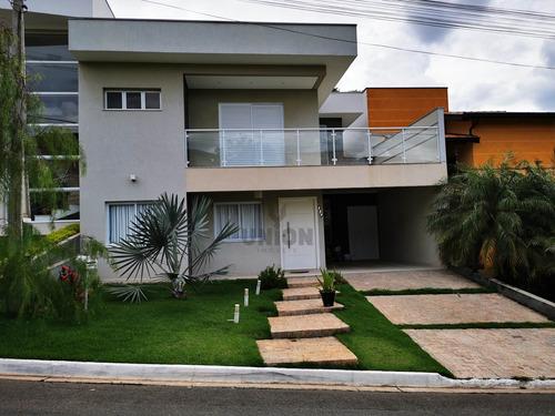 Imagem 1 de 17 de Casa A Venda Condomínio Di Treviso Vinhedo Sp. - Ca00125 - 69271632
