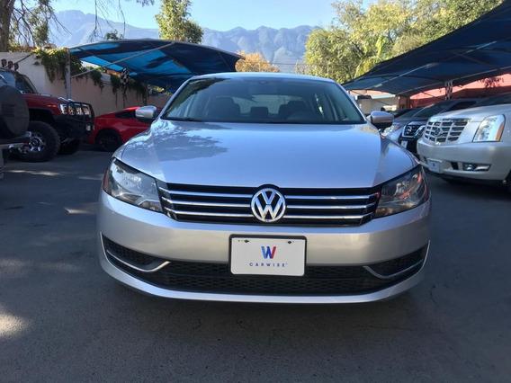 Volkswagen Passat Sportline 2013