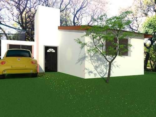 Venta De Casas En Desarrollo Quintas Del Bosque, Corregidora De 1 Planta 2 Rec.