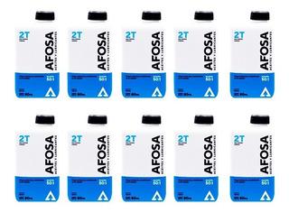Aceite Afosa 2t 800ml A2t-80 Paquete Con 10 Pz