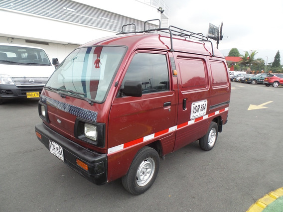 Chevrolet Super Carry Mt 1000cc Sa