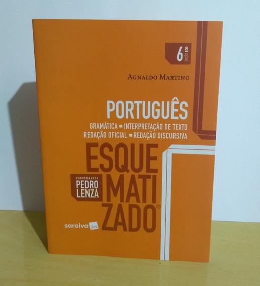 Português Esquematizado 6ª Edição Agnaldo Martino E Lenza