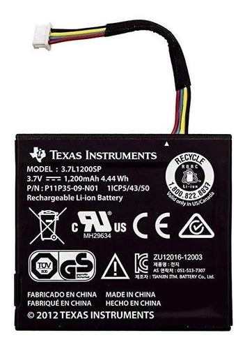 Imagen 1 de 3 de Batería Pila Recargable Calculadora Ti Nspire Envío Gratis