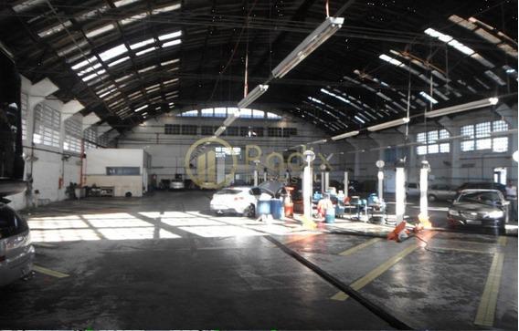 Aluga-se Imóvel Comercial - Bairro Cambuci - Sp - Entrada Principal Na Avenida Do Estado - Rx9312