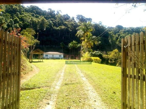 Sítio Com 2 Dormitórios À Venda, 32000 M² Por R$ 375.000 - Zona Rural - Monteiro Lobato/sp - Si0042
