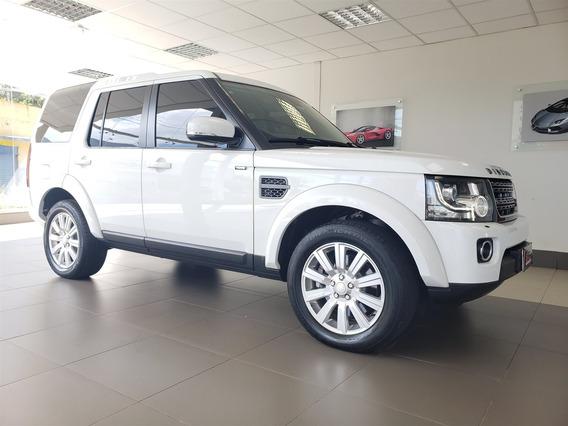 Land Rover Discovery 4 3.0 S 4x4 V6 24v Bi-turbo Diesel 4p