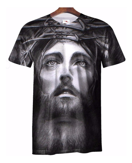 Remera Jesus Ranwey Pr048