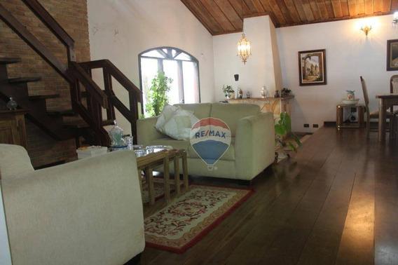 Casa Comercial 4 Dormitórios Para Alugar, 62070 M² Por R$ 9.499/mês - Centro - Mogi Das Cruzes/sp - Ca0147