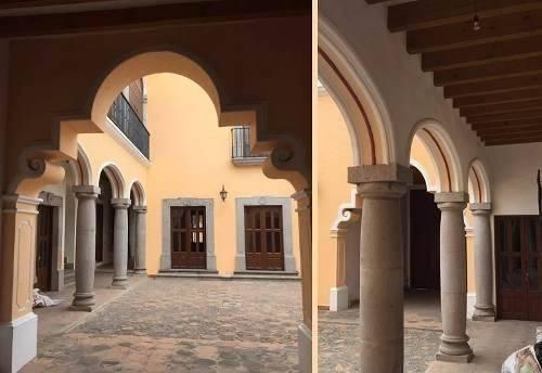 Residencia En El Centro Histórico De Querétaro, T.460 M2