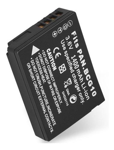 Imagen 1 de 6 de Batería Extendida! Dmw-bcg10 Dmw-bcg10e De Cámara Panasonic