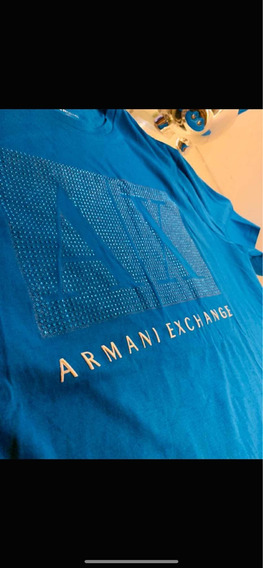 Playeras Armani Exchange