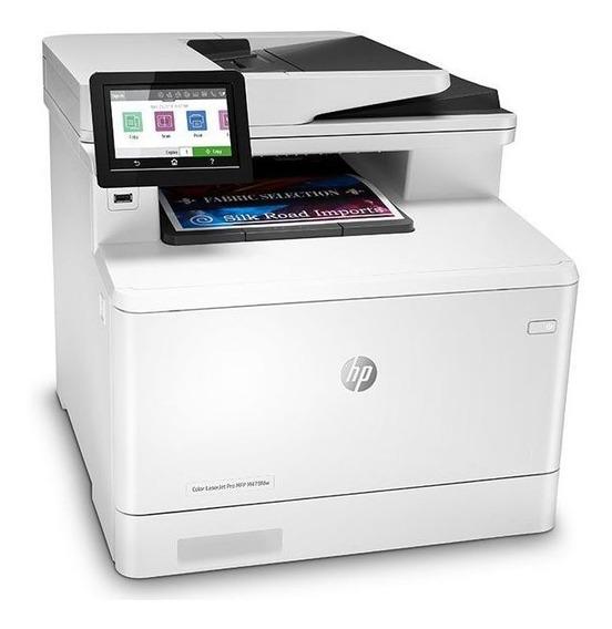 Multifuncional Laserjet Hp M479fdw Imp/copia/dig/fax Duplex